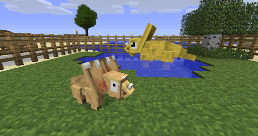 Dinosaurs Mods For MCPE