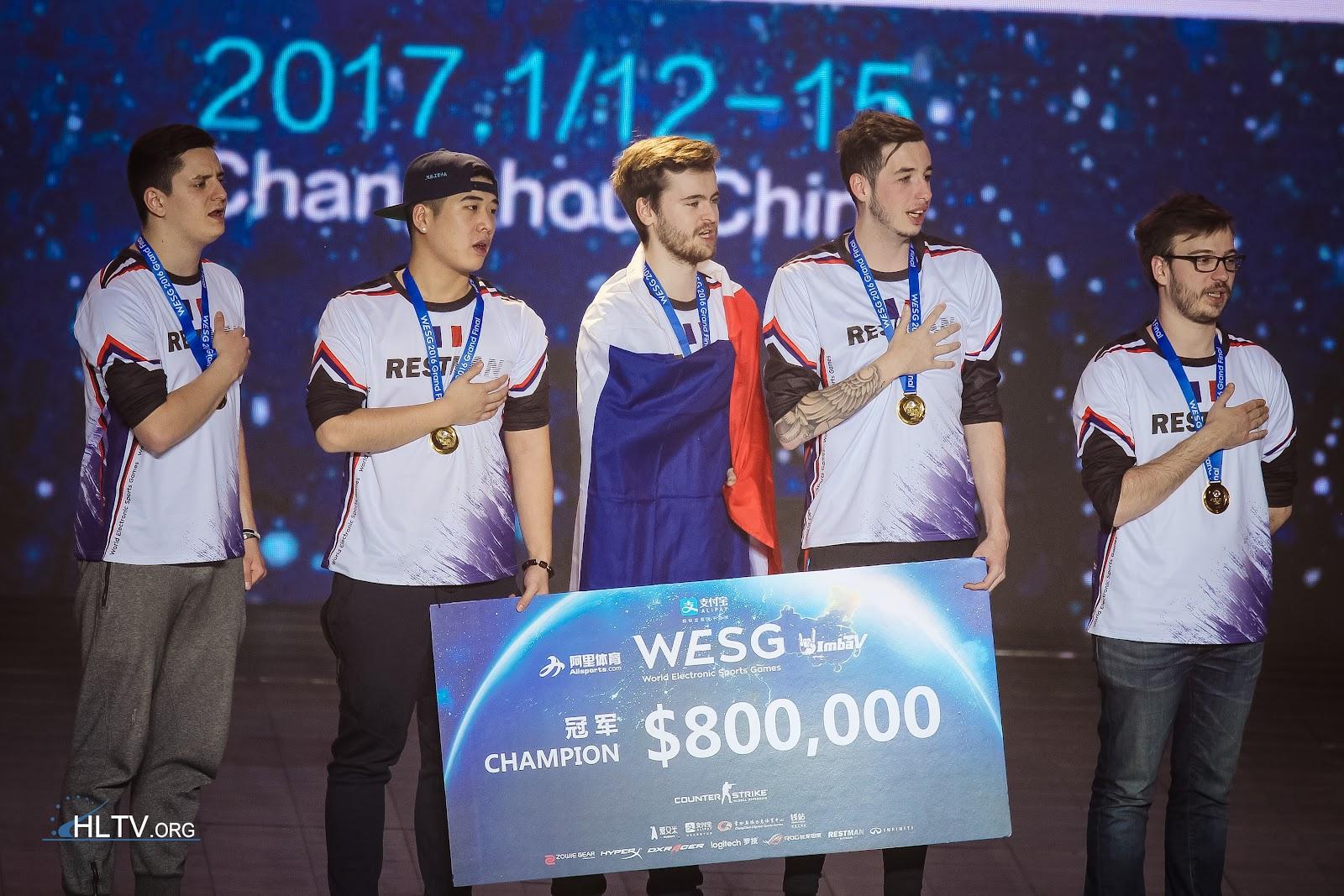 EnVy - WESG 2016 Winners