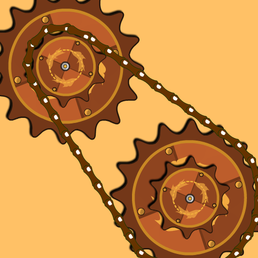 Idle Coin Factory: Incredible Steampunk Machines Icon