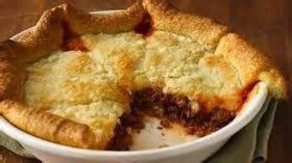 Zesty Italian Cresent Caserole Recipe