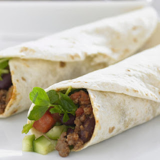 Chili con Carne Wraps