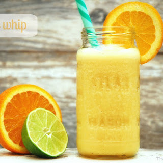 {Summer Drink Recipe} Orange Whip.