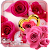 Roses Hearts HD live wallpaper file APK for Gaming PC/PS3/PS4 Smart TV