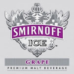 Smirnoff Ice Grape