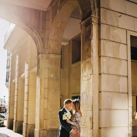 Fotógrafo de bodas Kristina Dorina (miolmor). Foto del 19.02.2018