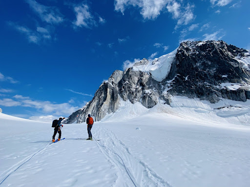 Trip Report: Pika Glacier, AK – July Ski Mountaineering on the Final Frontier