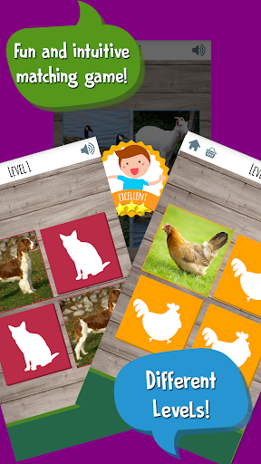 Kids Zoo Game: Preschool screenshot 3