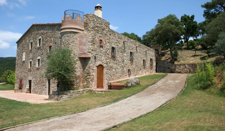 Maison avec piscine et terrasse Baix Empordà