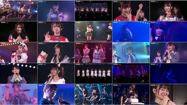 [TV-Variety] 191101 AKB48 村山チーム4「手をつなぎながら」公演 稲垣香織 生誕祭 DMM HD