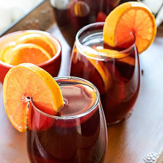 Mango Cointreau Sangria Recipe