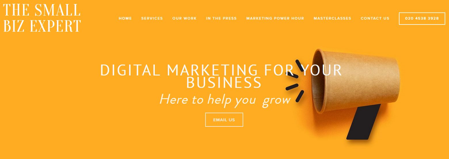 Best Small Business Digital Marketing Agency in the UK