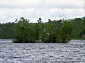 Photo: Little Islet in Moosehead Lake in Greenville, Maine