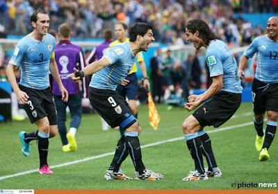 Cavani kopt Uruguay naar groepswinst en veroordeelt titelverdediger tot clash met Colombia op de Copa America