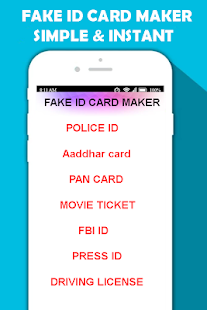 fake id maker app