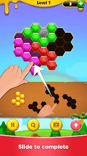 Hexa Puzzle - Block Puzzle Master - náhled