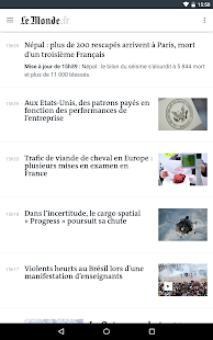 [Download Le Monde, l'info en continu for PC] Screenshot 14