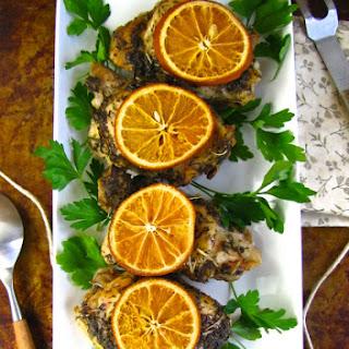 Savory Citrus Chicken – Slow Cooker