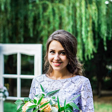 Wedding photographer Oksana Kolesnichenko (xsindyphoto). Photo of 17.08.2016