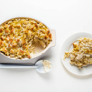 Chicken Casserole with Campbell's Canned Soup.