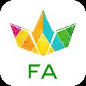 FA Media icon