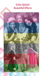 Download Color Splash Effect - Black & White Photo Editor For PC Windows and Mac apk screenshot 2
