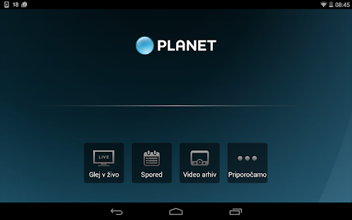 Planet Televizija- screenshot thumbnail