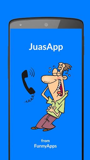 JuasApp - Prank Calls screenshot 4