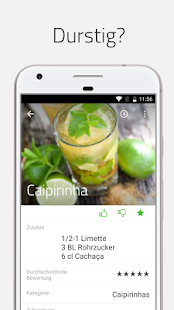 mixable, die Cocktail-App- screenshot thumbnail