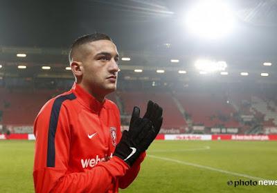 L'intérêt d'Anderlecht pour Hakim Ziyech prend forme