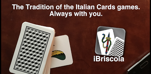 iBriscola, the tradition of Italian Cards Games, from 2004 on your mobile phone.