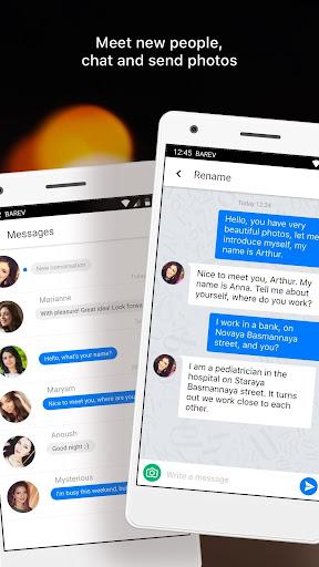 Barev u2014 Armenian dating 1.12.98 screenshots 3