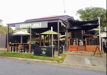 The Rabbit Hole Cafe