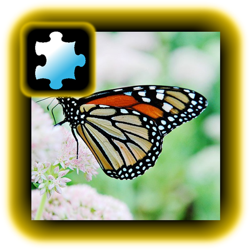 Jigsaw Puzzle VIP: Butterfly