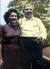 Photo: Regina Sternbach and Bernard Sternbach
