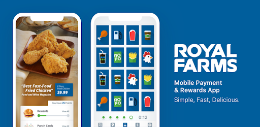 Royal Farms Rewards - Apps on Google Play