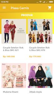 PeGe - Supplier Gamis Syari, Baju Batik dan Tunik - náhled