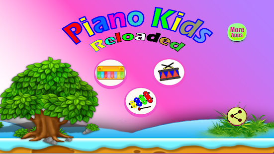 Piano Kids Reloaded - náhled