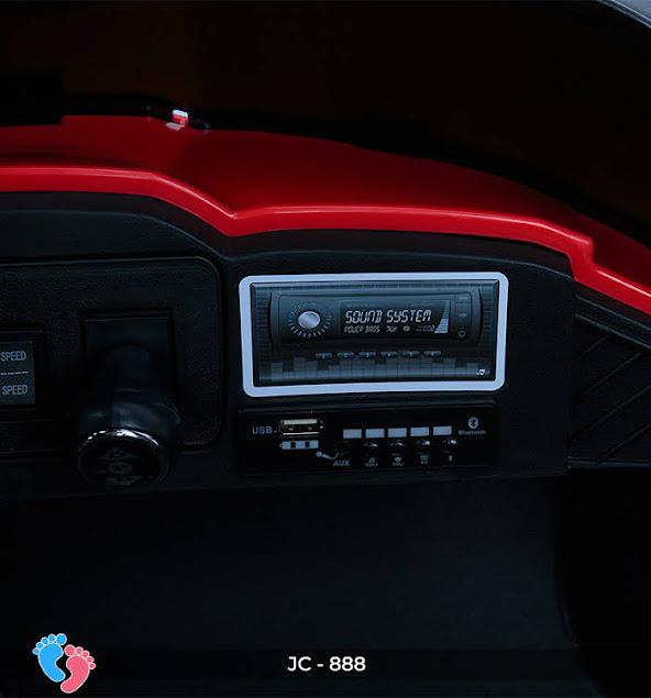 phụ kiên ô tô cho bé jc-888