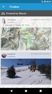 La Molina App- screenshot thumbnail