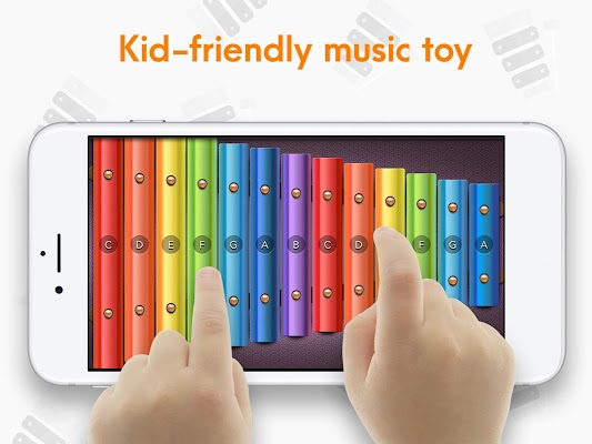 Xylophone, Glockenspiel and Marimba for Free - screenshot