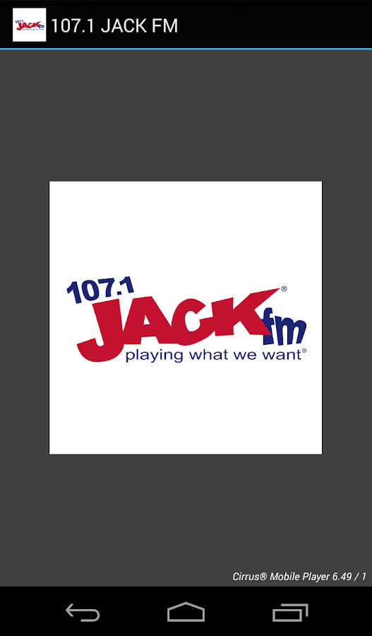107.1 JACK FM- screenshot