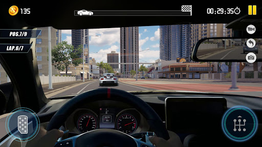 Traffic Driving Simulation-Real car racing game 1.1.1 Cheat screenshots 5