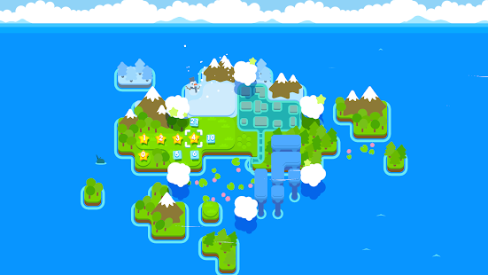 Snakebird- screenshot thumbnail