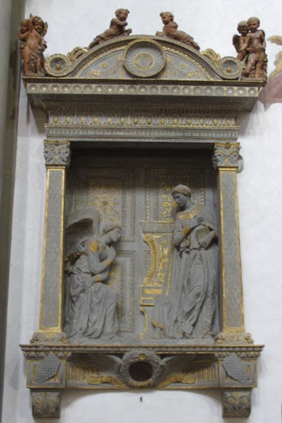 Article on Donatello's Annunciation