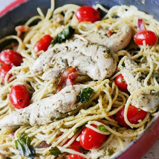 Easy Pasta with Pesto Recipes