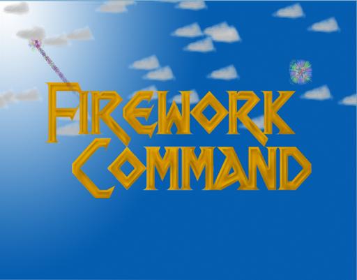Firework Command Free