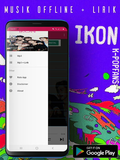 Update!!! Lagu iKON Offline + Lirik screenshots 2