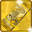 Golden launcher & wallpaper:Luxury & deluxe themes