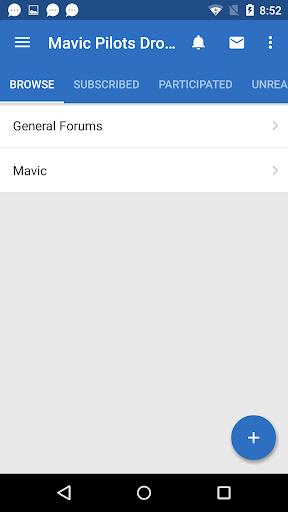 MavicPilots - Mavic Forum  screenshots 1