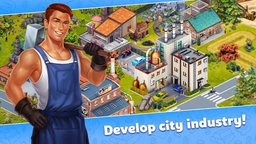 Golden Valley City: Build Sim screenshot 4
